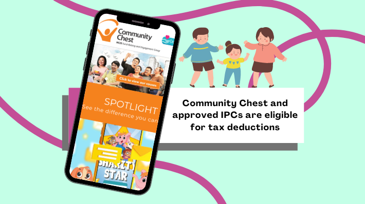 Community Chest and approved IPCs are eligible for tax deductions