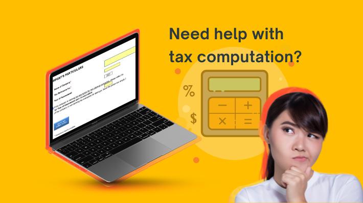 Basic tax calculator