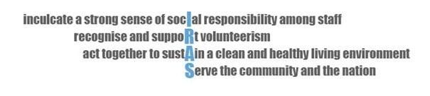 IRAS' social responsibility statement