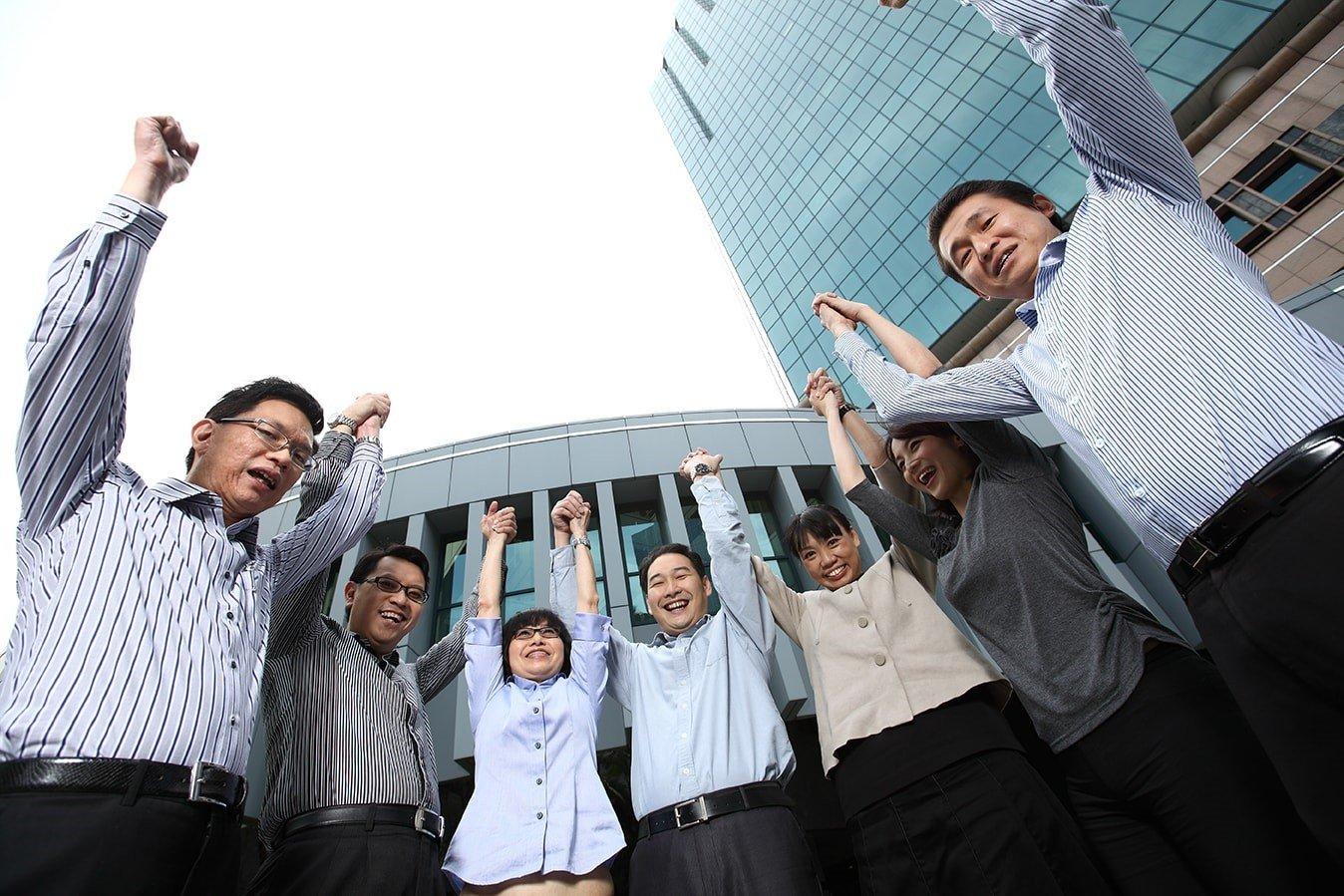 At IRAS, we believe in rewarding our staff.